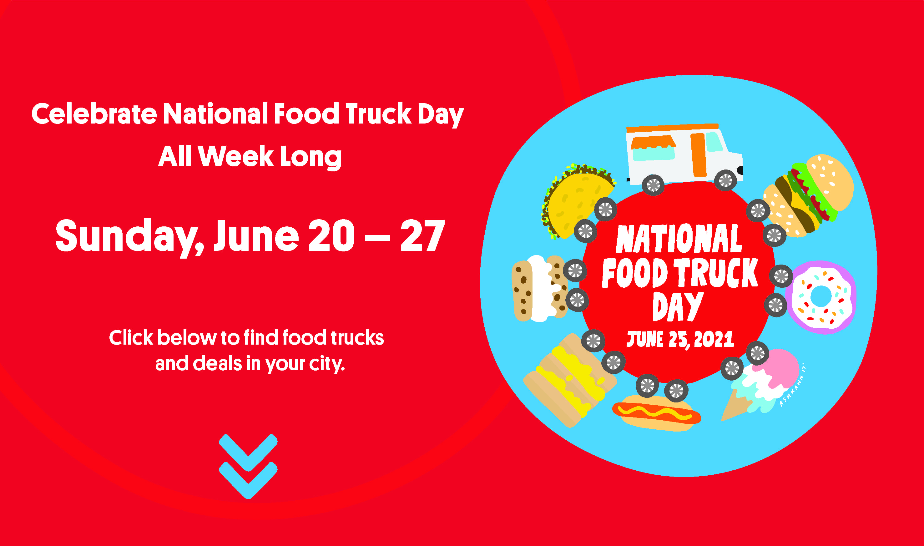 Find National Food Truck Day Food Trucks Now