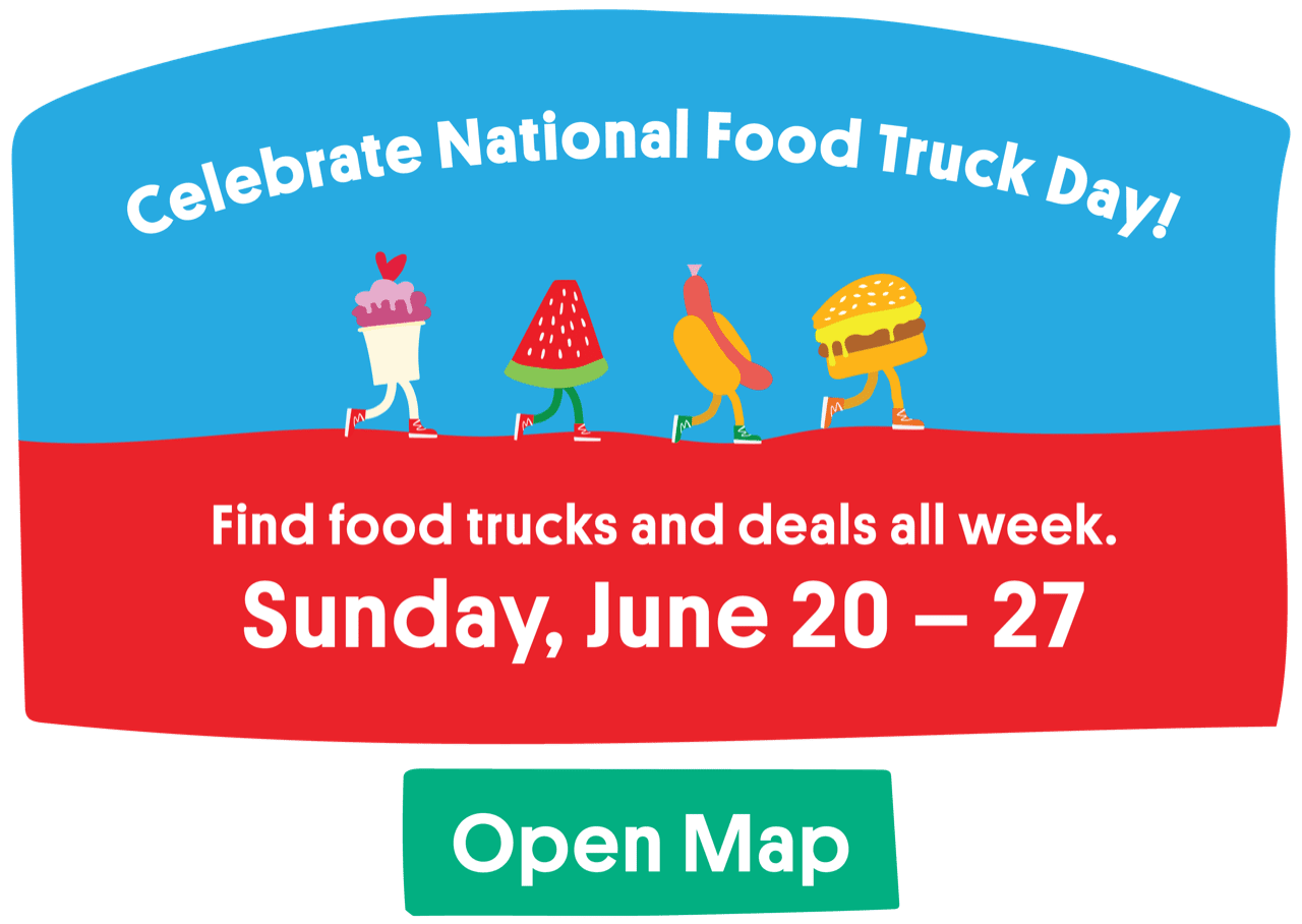 Food Truck Map