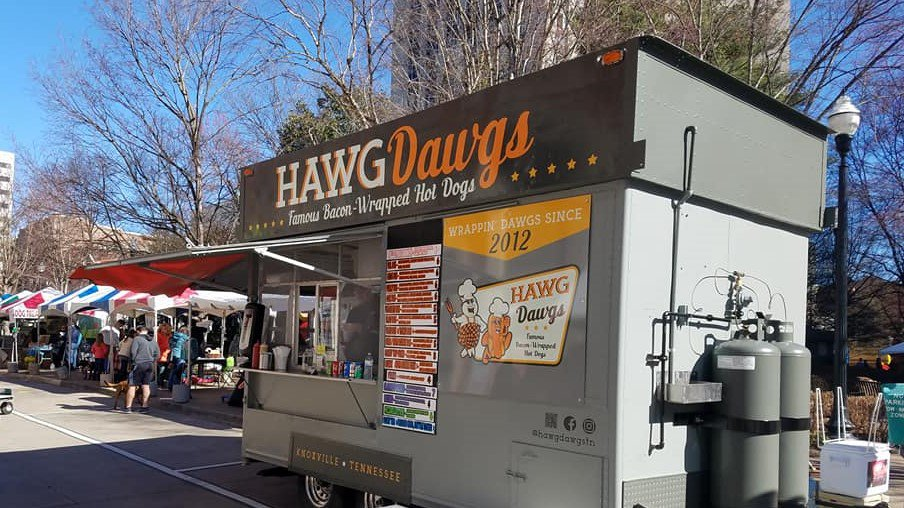 Hawg Dawgs - Knoxville - Roaming Hunger
