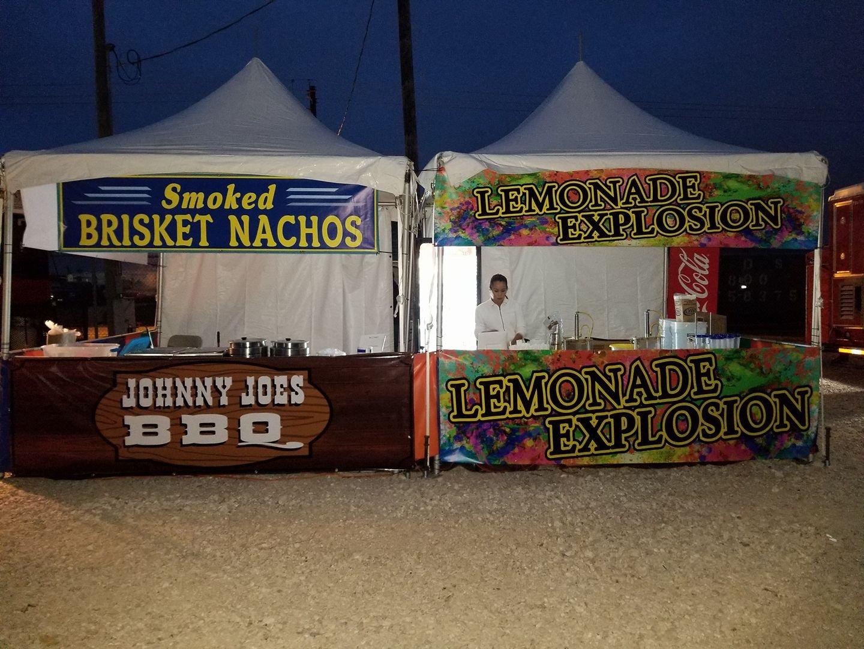 Johnny Joe's Concessions - San Antonio - Roaming Hunger