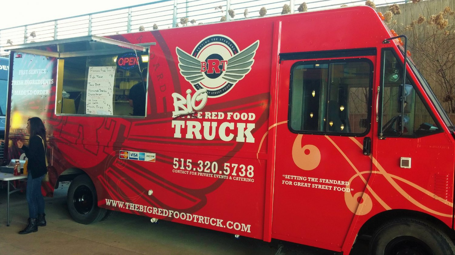 Food Truck Catering Des Moines Ia Roaming Hunger