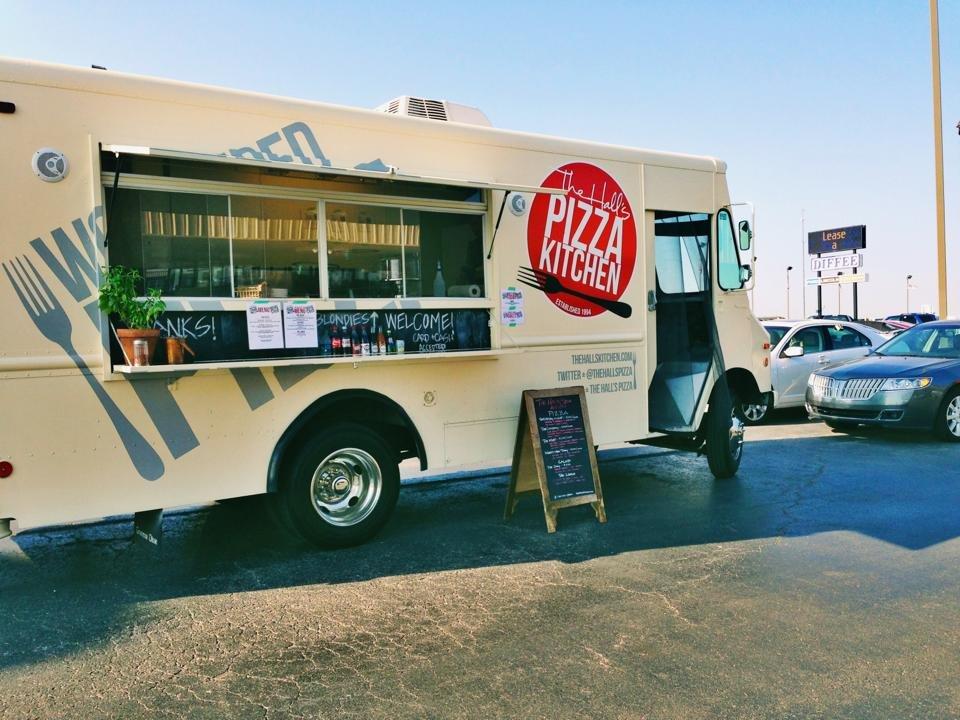 The Hall S Pizza Kitchen Oklahoma City Roaming Hunger