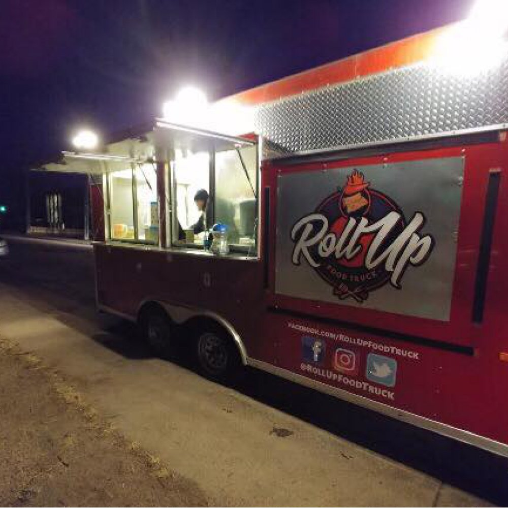 Roll Up Food Truck - Colorado Springs - Roaming Hunger