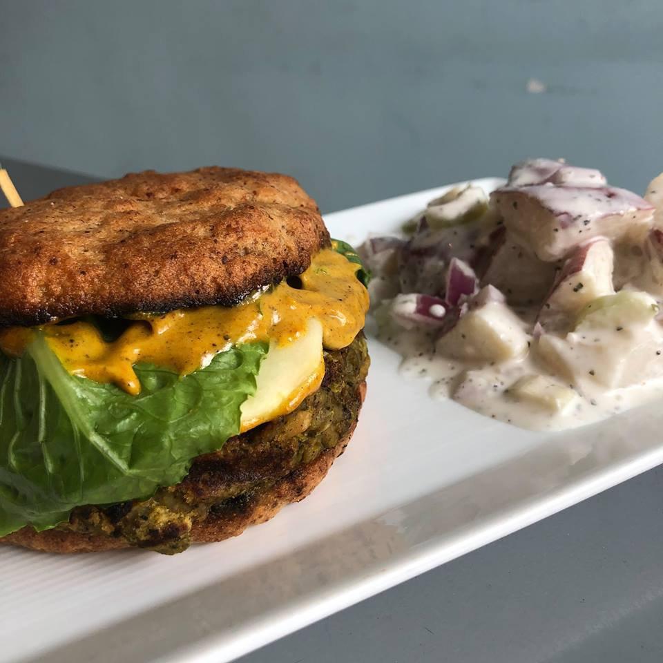 Blondie's Vegan Bakery & Cafe - West Palm Beach - Roaming ...